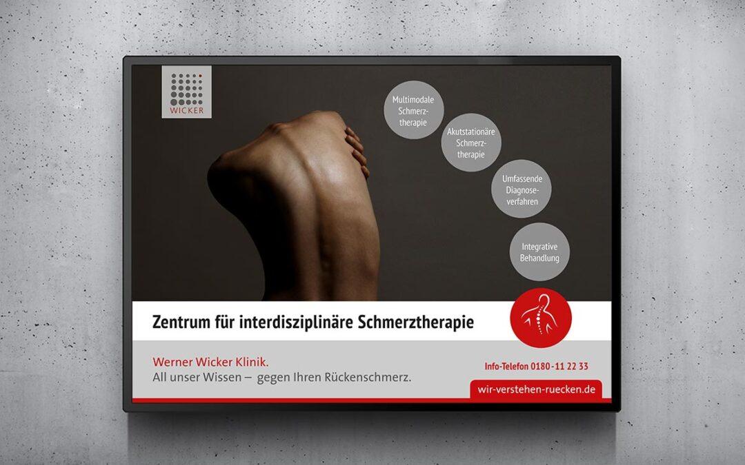Werner-Wicker-Klinik | Kampagne ZIS